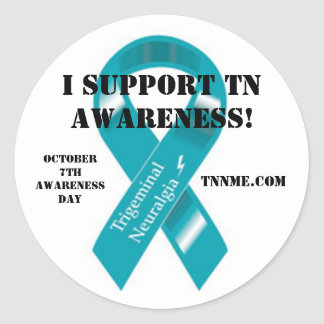 I support tn awareness sticker