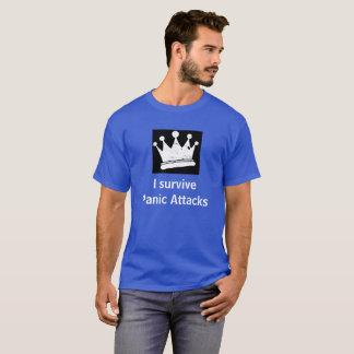 I survive Panic Attacks T-Shirt