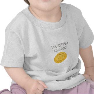 I Survived 12-21-2012 Tshirts