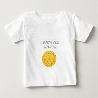 I Survived 12-21-2012 Tshirt