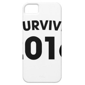 I Survived 2016 iPhone 5 Cover