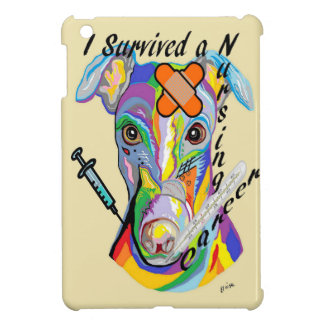 I Survived a Nursing Career Cover For The iPad Mini