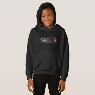 I SURVIVED A WEEK AT GIFTS ZOMBIE GIRL'S HOODIE