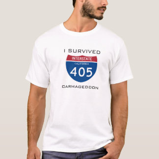 I Survived Carmageddon T-Shirt
