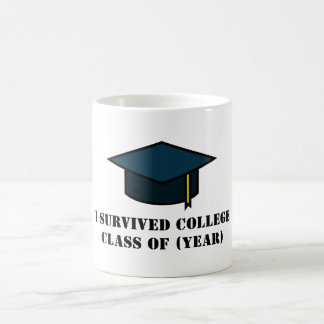 I Survived College Mug