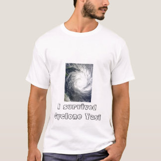 I survived Cyclone Yasi T-Shirt