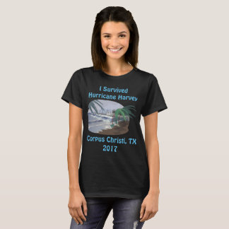 I Survived Hurricane Harvey 2017 (Corpus Christi) T-Shirt