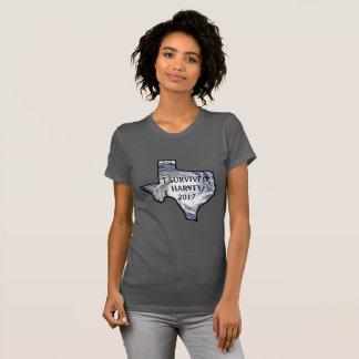 I Survived  Hurricane Harvey 2017 Shirt