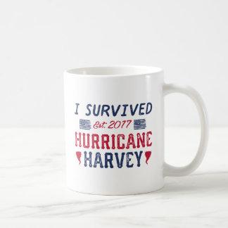 I Survived Hurricane Harvey Coffee Mug