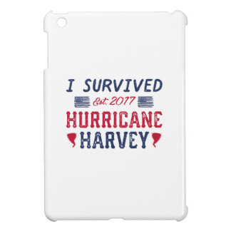 I Survived Hurricane Harvey Cover For The iPad Mini