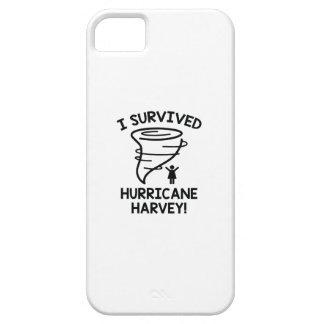 I Survived Hurricane Harvey iPhone 5 Case