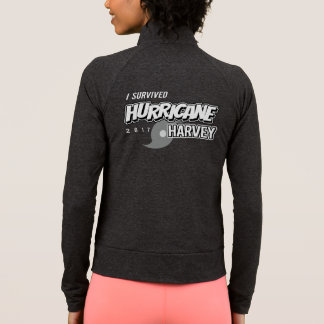 I Survived Hurricane Harvey Womens Sweat Shirt
