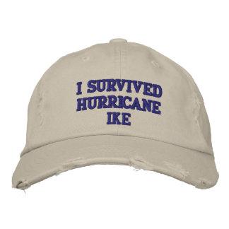 I SURVIVED HURRICANE IKE CAP - Customized