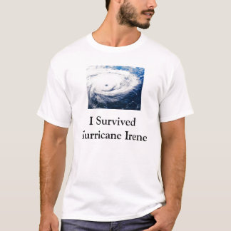 I Survived Hurricane Irene T-Shirt