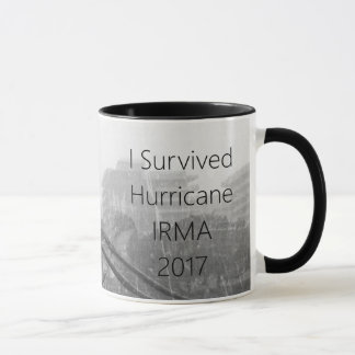 I Survived Hurricane IRMA 2017 Coffee Mug
