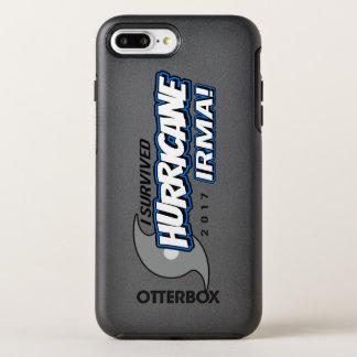 I Survived Hurricane Irma I-Phone 7/8 Otter-box OtterBox Symmetry iPhone 8 Plus/7 Plus Case