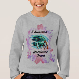 I Survived Hurricane Irma Sweatshirt