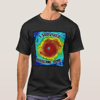 I Survived Hurricane Irma Tee Shirt