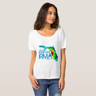 I Survived Hurricane Irma Women's T-Shirt