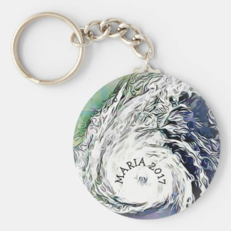 I Survived Hurricane MARIA 2017 Key Chain