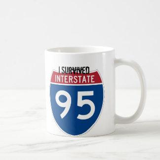 I Survived I-95 CommuterTrooper Coffee Mug