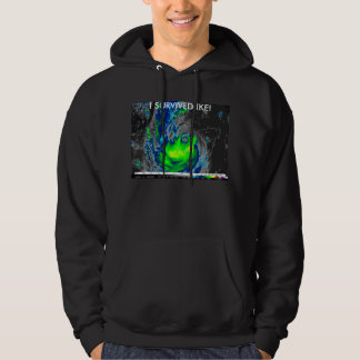 I SURVIVED IKE! - Customized Hoodie