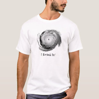 I Survived Ike! T-Shirt