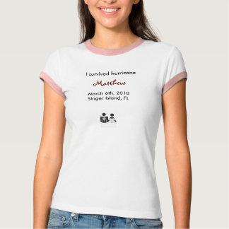 I survived my wedding (Women's Tee) T-Shirt