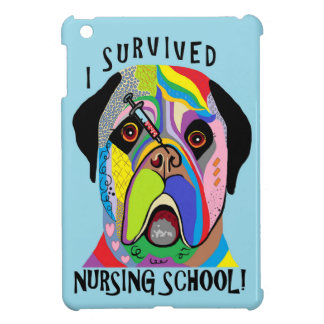 I Survived Nursing School iPad Mini Cases