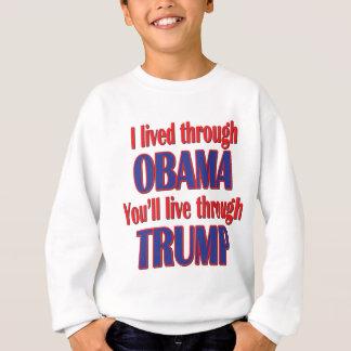 I survived Obama Sweatshirt