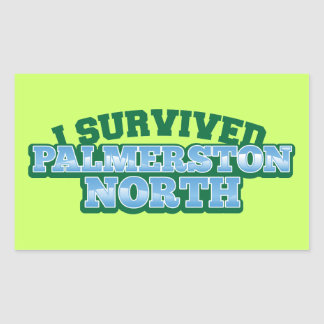 I Survived PALMERSTON NORTH Sticker