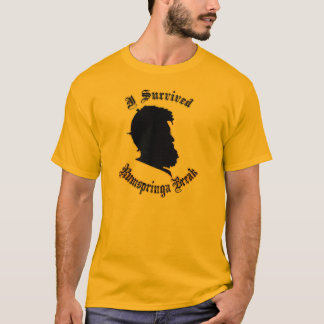 I Survived Rumspringa Break T-Shirt