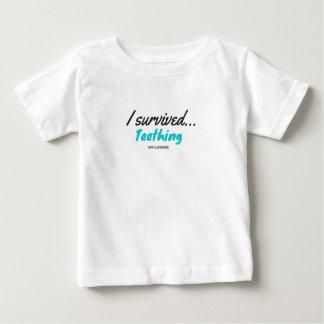 I Survived Teething - T Shirts