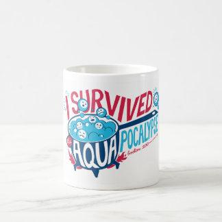 I Survived the Aquapocalypse Coffee Mug
