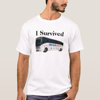 I Survived the Fung Wah T-Shirt