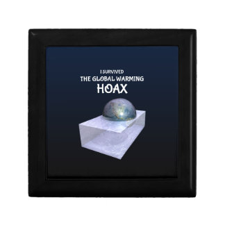 I Survived The Global Warming Hoax Gift Box