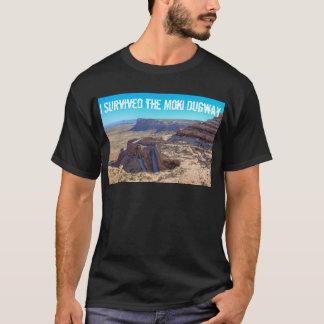 I Survived the Moki Dugway Men's T-Shirt