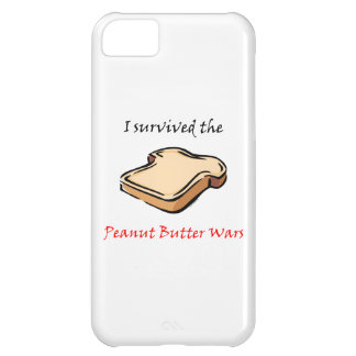 I survived the Peanut Butter Wars iPhone 5C Cases