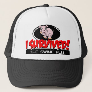 I Survived The Swine Flu Hat
