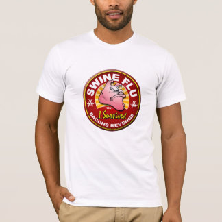 I Survived The Swine Flu Pandemic - H1N1 Virus T-Shirt