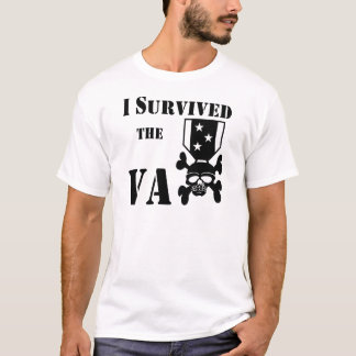 I Survived The VA Medal T-Shirt
