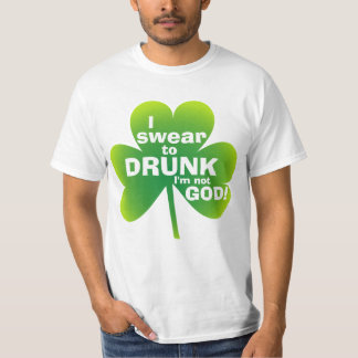I Swear To DRUNK! T-Shirt