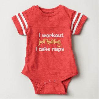 I take naps baby bodysuit