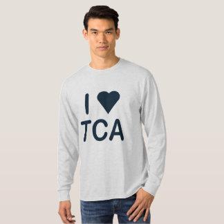 I ♥ TCA - Men's Long-sleeve T-shirt