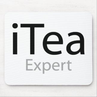 i Tea Expert Mouse Pad