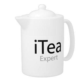 i Tea Expert Teapot