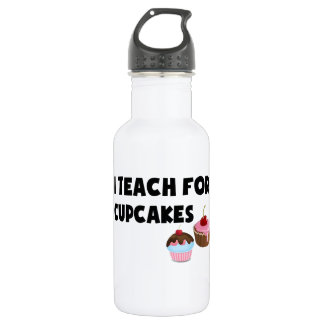 I Teach For Cupcakes