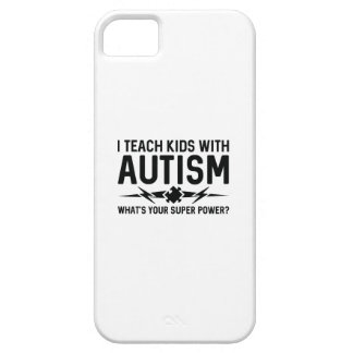I Teach Kids With Autism iPhone 5 Covers