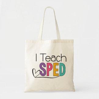 I Teach SPED Tote