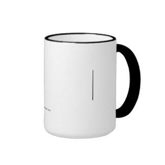 I THE MINIMALIST VIEW COFFEE MUGS
